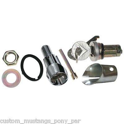 Mustang Door /& Ignition Lock Barrel Cylinder /& Keys Set 1964 1965 1966 64 65 66