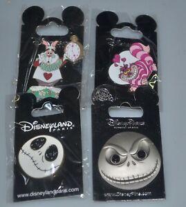 Disney-Pin-Nightmare-Before-Christmas-Alice-in-Wonderland