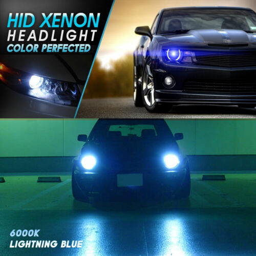 Xentec Xenon Headlight Fog Light HID Kit 28000LM H4 H7 H10 H11 H13 9006 9007