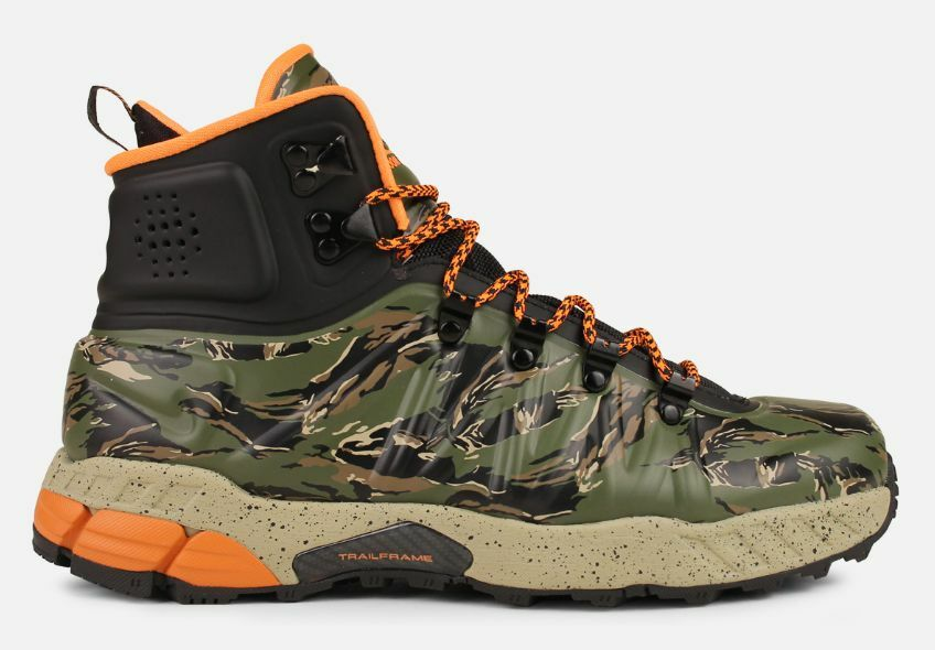 NEW 220 Nike Zoom MW Posite Meriwether 616215-083 Camo Winter Boots ACG Snow