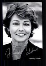 Ingeborg Schöner Foto Original Signiert ## BC 20104