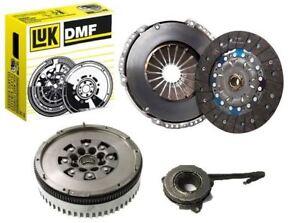 Un-embrayage-KIT-CSC-et-LUK-Dual-Mass-Flywheel-pour-s-039-adapter-VW-Golf-Hayon-2-0-GTI