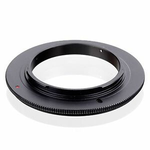 Reverse macro ring 72mm for Nikon D-SLR AI Mount
