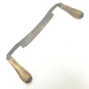 Douglass-Mfg-8-Cast-Steel-Draw-Knife-Drawknife-Woodworking-ToolAntique-Vintage
