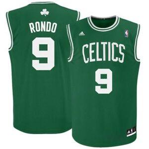 Caricamento dell immagine in corso MAGLIA-NBA-Boston-Celtics-Rajon-Rondo -9-JERSEY- cd942cab4f17