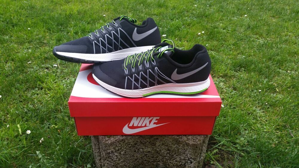 Nike Zoom Pegasus 32 Flash GS Sneaker Chaussures [807381 001] NEUF taille choix-
