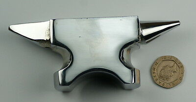 Mini steel ANVIL for watchmakers tool jewellery making & other hobbies