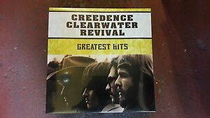 CREEDENCE-CLEARWATER-REVIVAL-Greatest-Hits-Vinyl-LP-NEW-amp-SEALED