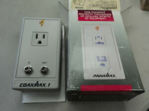 NEW-PANAMAX-COAXMAX-GNG2100-AC-COAXIAL-SURGE-PROTECTOR