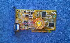 Chaintech NVIDIA GeForce4 MX 440 A-G448 64MB DDR AGP 4x/8x Graphics Video Card