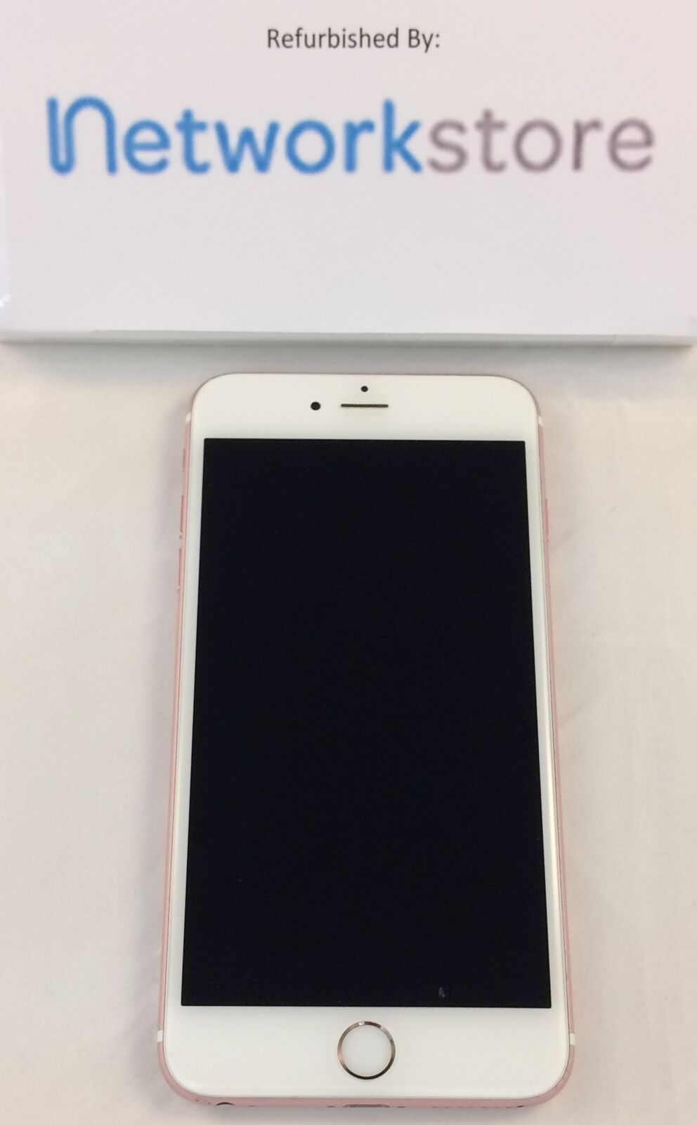 Apple Iphone 6s Plus 16gb Rose Gold Sprint A1687 Cdma Gsm 6 64gb Refrubish Free Tempered Glass Ebay