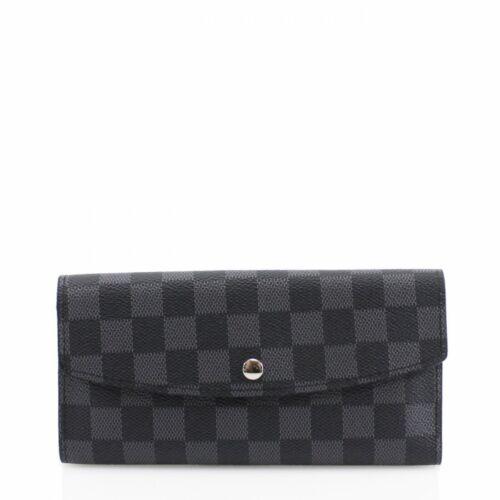 Womens Designer Purse Wallet Button Lady Long Purse Ladies Handbag Clutch Bag UK