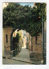 BORMES-LES-MIMOSAS (83) Rue ROMPI CUOU , PORCHE en 1974
