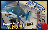 William Mark Air Swimmer Remote Control Inflatable Flying Shark - FLOATSHARK Toys