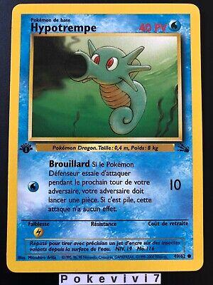 Carte Pokemon COCONFORT 33//102 Set de Base Wizard Edition 1 Française NEUF