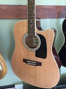 NEW-ACOUSTIC-ELECTRIC-ARIA-AWN-15CE-NATURAL-FULL-SIZE-DREADNAUGHT-GUITAR