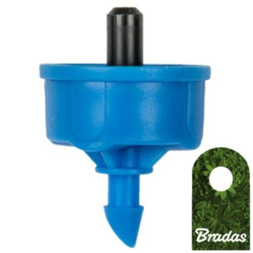 Garten Tropfer m.Druckausgleich 4l//h Micro Bewässerung Bradas 0094
