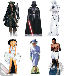 Life-size-Cardboard-Cutouts-Party-Room-Collectors-Merchandise-UK-ONLY