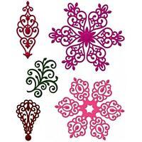 Heartfelt Creations Die Set Arianna Lace - Arianna Blooms Collection Hcd1-747