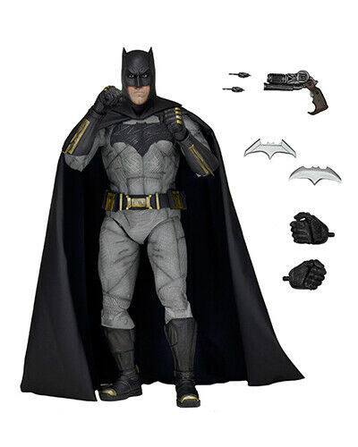 Batuomo VS Superuomo Dawn Of Justice 18' Batuomo Ben Affleck 14 Scale cifra