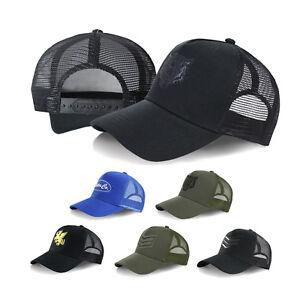 ef85ba49 Details about Beautiful Giant Men's Embroidered Adjustable Snapback Mesh  Trucker Hat Cap