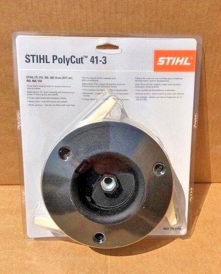 Prezzo al piano Stihl Polycut 41-3 Falciare Head 40037102114 FS310 FS360 FS400 FS410 FS410 FS410 FS450 FS460  prendiamo i clienti come nostro dio