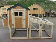 Chicken coop plan & material list, The Mini Kennel Coop