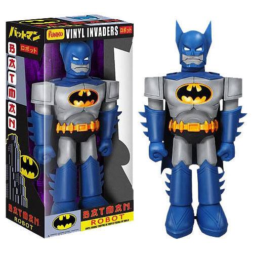 Batman - Classic Vinyl Invaders Robot NEW IN BOX