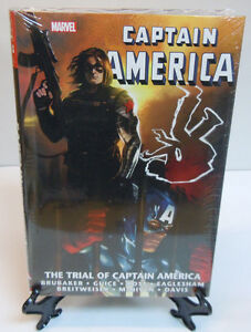 The-Trial-of-Captain-America-Marvel-Comics-Omnibus-Brand-New-Factory-Sealed