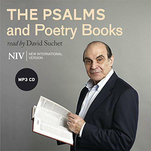The Psalms: and poetry books from the NIV Bible (read by David Suchet) by Intern
