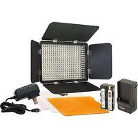 Led-330 Video Light 330 Led Variable-color Kit For Digital Camera & Camcorder