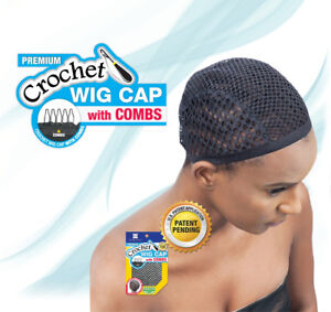 Image Is Loading Shake N Go Freetress Crochet Wig Cap With