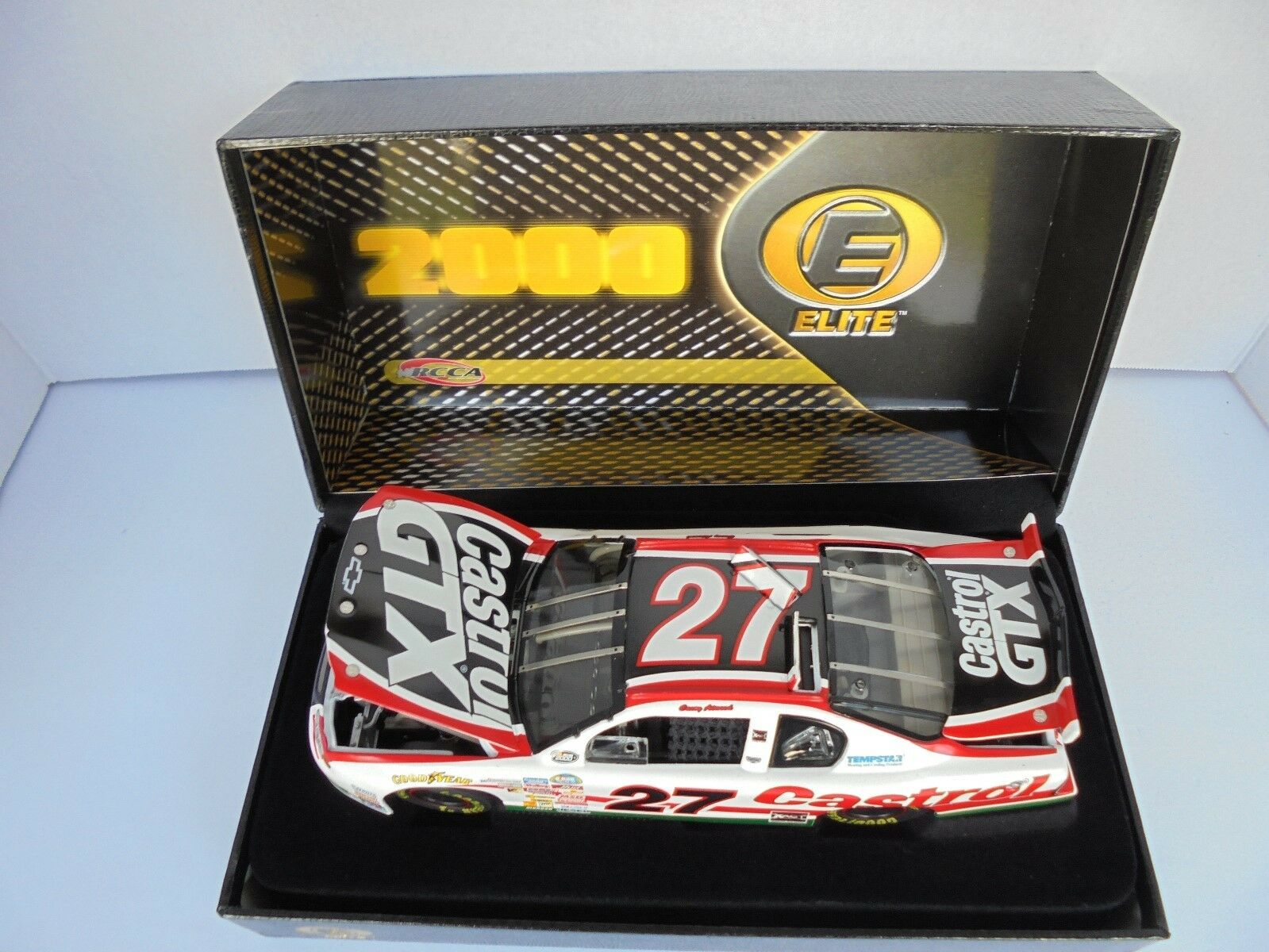 Casey Atwood 2000 Castrol GTX  27 MC Action ELITE Nascar Diecast Collectible MT