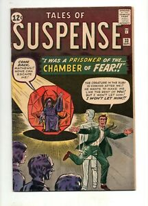 Tales-of-Suspense-33-HIGH-GRADE-VF-8-5-1ST-HULK-X-OVER-1962-KIRBY-amp-DITKO-ART