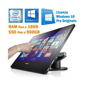 Computer-All-IN-One-Lenovo-E93Z-i5-4440S-21-5-FHD-Touchscreen-Windows-10-Profi