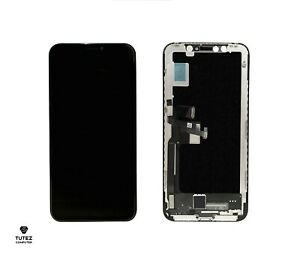 For-Apple-iPhone-XS-MAX-OLED-Front-Screen-Glass-Digitizer-Replacement