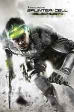 SPLINTER CELL COVER TOM CLANCEYS Wii PS3 XBOX 360 LARGE MAXI POSTER FP3050 (O80)