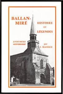 J-MAURICE-BALLAN-MIRE-HISTOIRE-ET-LEGENDES