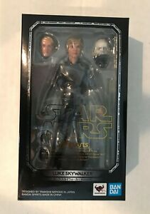 EPISODE VI Luke Skywalker AUTHENTIC S.H.Figuarts Star Wars Return of the Jedi