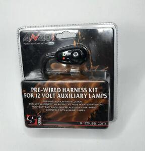 Anzo Auxiliary Wiring Harness Kit led light bar wiring kit NEW | eBayeBay