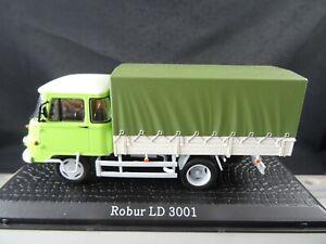 Robur LD 3001 Atlas Edition DDR Pritschenwagen 1:43 Spur 0 OVP A1533
