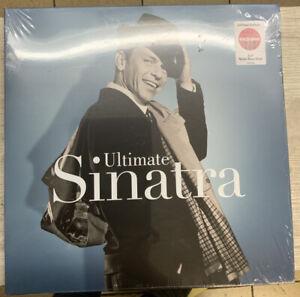Frank Sinatra Ultimate Sinatra Target Exclusive Blue Vinyl