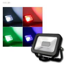 Projecteur 10W LED RVB 230V, projecteur Projecteur m Télécommande Spot