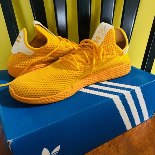 adidas pharrell williams tennis hu shoes men's
