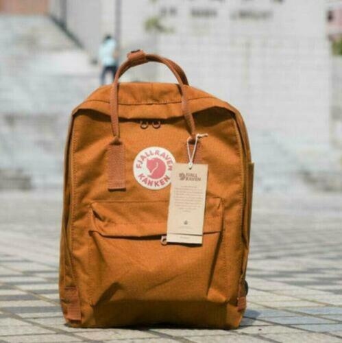 Unisex 7L//16L//20L Backpack Fjallraven Kanken Travel Shoulder School Bags Girls