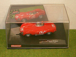 Carrera Evolution 25709 Slot Car 1960 type Jaguar Scca