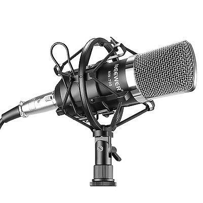 Neewer® NW-700 Professional Studio Broadcasting & Recording Condenser Microphone