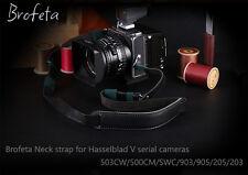 Brofeta neck strap for Hasselblad 503CW 500C/M SWC/M SWC 903SWC 203FE 205 905