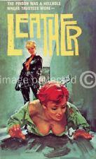 1950S LESBIAN PULP PB BOOK COVER ART A3 A2 POSTER REPRINT