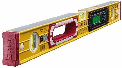 Stabila 196-2E Electronic Levels IP65 Rated Range